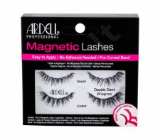 Ardell Magnetic Lashes, Double Demi Wispies, dirbtinės blakstienos moterims, 1pc, (Black)