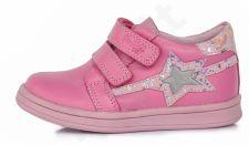 Auliniai D.D. step rožiniai batai 22-27 d. da031362