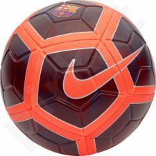 Futbolo kamuolys Nike FC Barcelona Strike Football SC3280-681