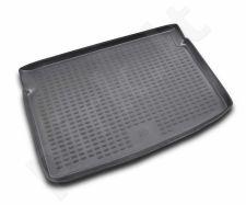 Guminis bagažinės kilimėlis PEUGEOT 207 hb 2006-2012 black /N30004