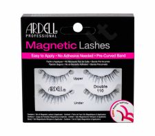 Ardell Magnetic Lashes, Double 110, dirbtinės blakstienos moterims, 1pc, (Black)
