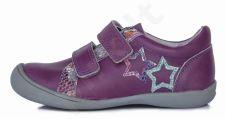 Auliniai D.D. step violetiniai batai 28-33 d. da061650a