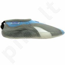 Sportiniai bateliai  plażowe neoprenowe Aqua-Speed Jr szare