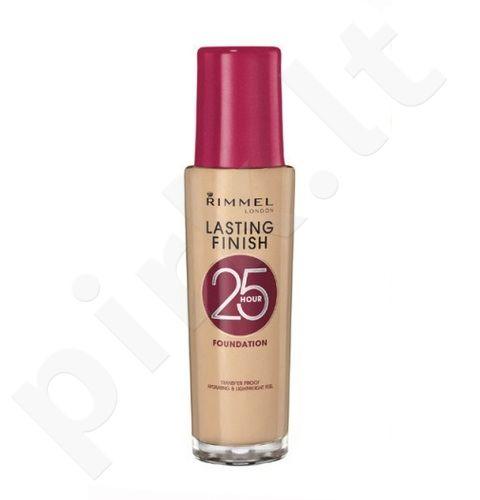 Rimmel London ilgai išliekanti 25h kreminė pudra, kosmetika moterims, 30ml, (200 Soft Beige)