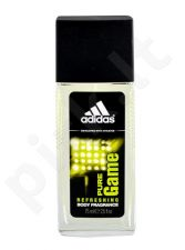 Adidas Pure Game, dezodorantas vyrams, 75ml
