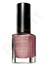 Max Factor Glossfinity, nagų lakas moterims, 11ml, (155 Burgundy Crush)