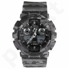 Vyriškas laikrodis Casio G-Shock GA-100CM-8AER