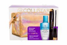 Collistar Design, rinkinys blakstienų tušas moterims, (Mascara 11 ml + Gentle Two Phase 50 ml + kosmetika krepšys), (Ultra Black)