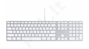Apple Keyboard with Numeric Keypad