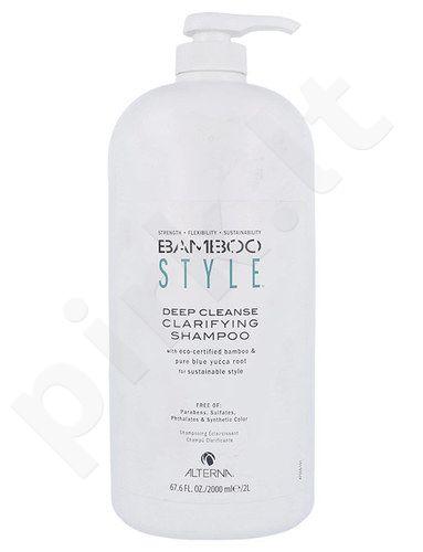 Alterna Bamboo giliai valantis šampūnas, kosmetika moterims, 2000ml