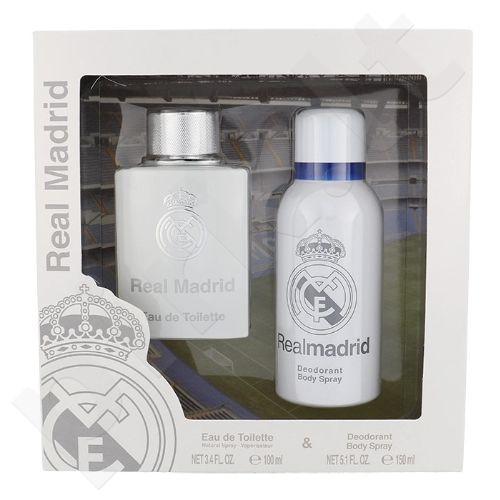EP Line Real Madrid rinkinys vyrams, (EDT 100ml + 150ml dezodorantas)