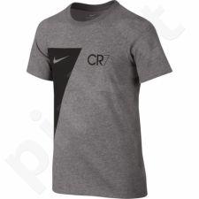 Marškinėliai Nike Dry Tee Short Sleeve CR7 Junior 838183-063