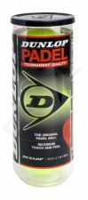 Padel teniso kamuoliukai PREMIUM Padel 3-tin