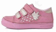 Auliniai D.D. step rožiniai batai 25-30 d. 040433bm
