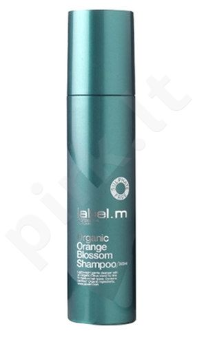 Label m Organic Orange Blossom šampūnas, kosmetika moterims, 200ml