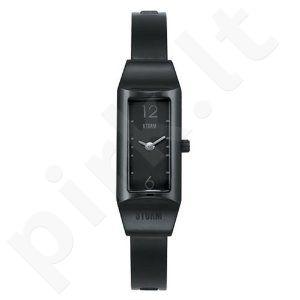 Moteriškas laikrodis  Storm Mina Slate Black