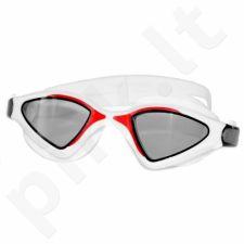 Plaukimo akiniai Aqua-speed Raptor biało  53 049