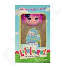 Lalaloopsy Crumbs Sugar Cookie, Eau de Toilette moterims, 50ml