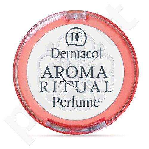 Dermacol Aroma Ritual Solid Perfume Rhubarb&Strawberry, kosmetika moterims, 2g