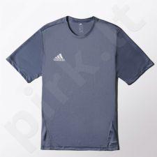 Marškinėliai futbolui Adidas Core Training Jersey M S22392