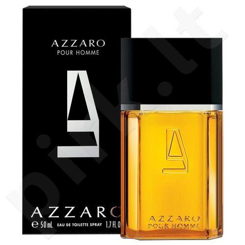 Azzaro Pour Homme, EDT vyrams, 50ml[pažeista pakuotė]