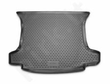 Guminis bagažinės kilimėlis PEUGEOT 308 SW  2008-2013 black /N30014