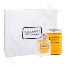 Trussardi Riflesso rinkinys vyrams, (EDT 100 ml + dušo želė 200 ml)