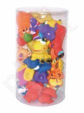 Lateksiniai žaislai maži 6-8 cm