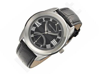 Romanson Classic TL2615BM1WA37W vyriškas laikrodis