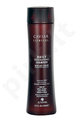 Alterna Caviar Clinical Daily Detoxifying šampūnas, kosmetika moterims, 100ml