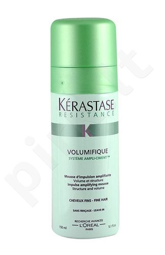 Kerastase Resistance Volumifique Impulse Amplifying Mousse, kosmetika moterims, 150ml