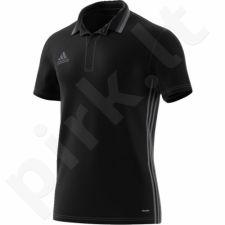 Marškinėliai futbolui polo Adidas Condivo 16 M AJ6899