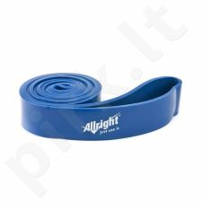 Guma  Power Band Allright 208x0,45x4,4cm mėlyna
