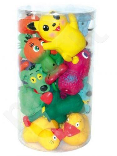 Lateksiniai žaislai maži 9-10 cm