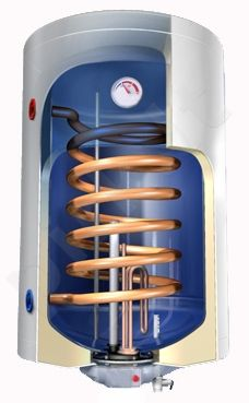 Elektrinis vandens šildytuvas vertikalus kombinuotas GCV9S120