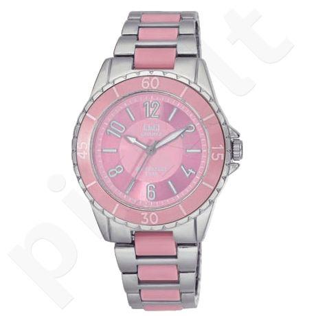 Moteriškas laikrodis Q&Q F461-415Y