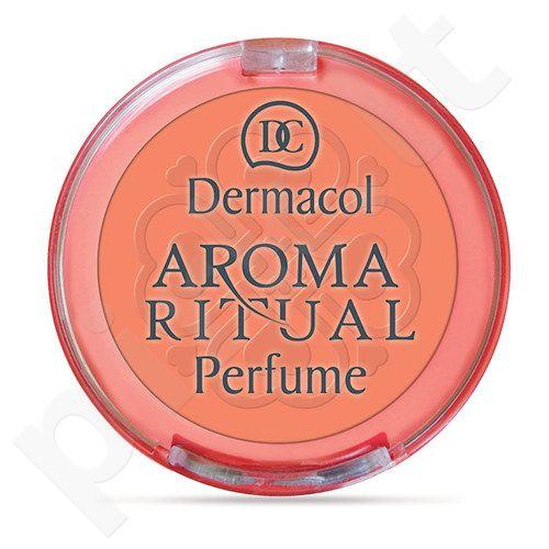 Dermacol Aroma Ritual Solid Perfume Mandarin Sorbet, kosmetika moterims, 2g