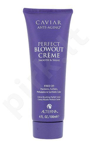 Alterna Caviar Perfect Blowout plaukų kremas, kosmetika moterims, 100ml
