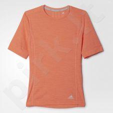 Marškinėliai bėgimui  Adidas Supernova W AK2106