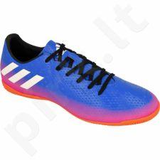 Futbolo bateliai Adidas  Messi 16.4 IN M BA9027