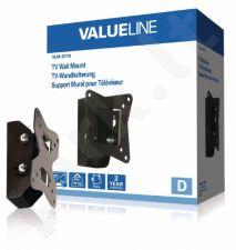 Valueline TV wall mount tilt 10 - 26''/25 - 66 cm 30 kg