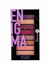 Revlon Colorstay, Looks Book, akių šešėliai moterims, 3,4g, (920 Enigma)
