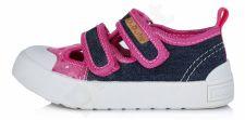 D.D. step tamsiai mėlyni batai 20-25 d. csg-118