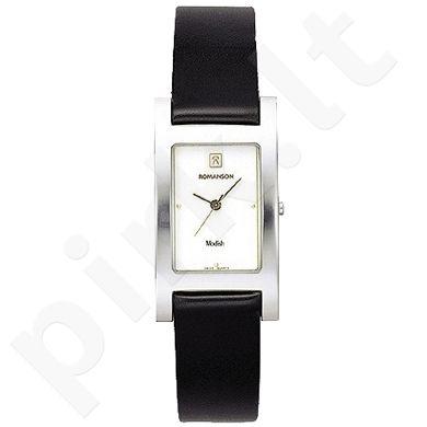 Moteriškas laikrodis Romanson DL9198 MW WH