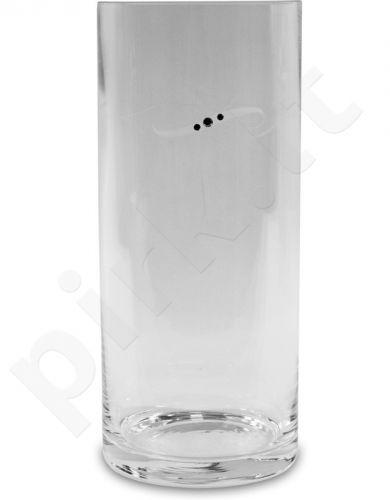 Stiklinis indas cilindro formos 105493
