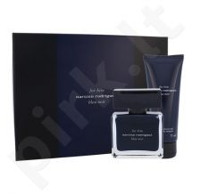 Narciso Rodriguez For Him Bleu Noir rinkinys vyrams, (EDT 50 ml + dušo želė 75 ml)