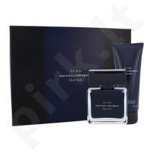 Narciso Rodriguez For Him Bleu Noir rinkinys vyrams, (EDT 50 ml + dušo želė 75 ml)