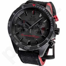 Vyriškas laikrodis Vostok Europe Motorsport by Benediktas Vanagas 6S21-320J390