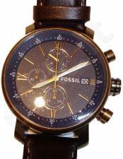 Laikrodis FOSSIL  VINTAGE vyriškas kvarcinis chronografas