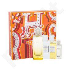 Hermes Le Jardin de Monsieur Li rinkinys moterims ir vyrams, (EDT 100 ml + kūno losjonas 40 ml + dušo želė 40 ml + EDT 7,5 ml)